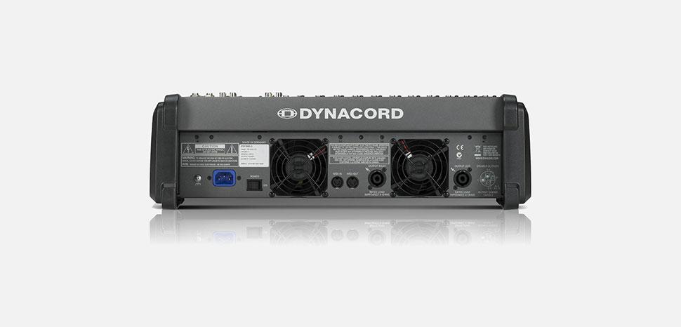 پاور میکسر دایناکورد مدل Dynacord PM 1000-3